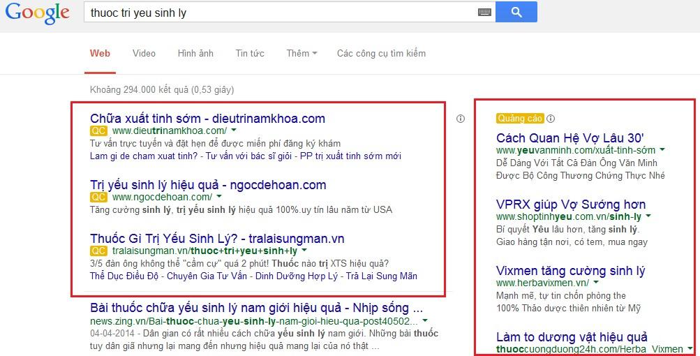 Mẫu kế hoạch chuẩn để chạy quảng cáo Google ads 3