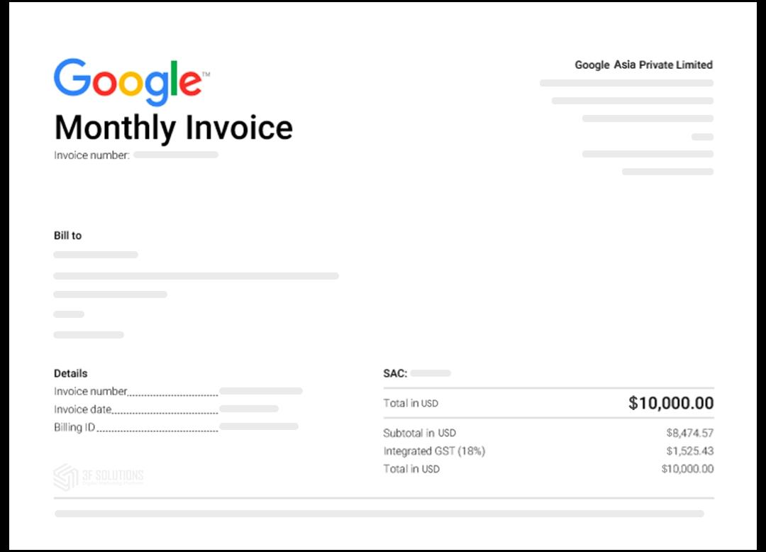 Google có mấy loại tài khoản quảng cáo 3