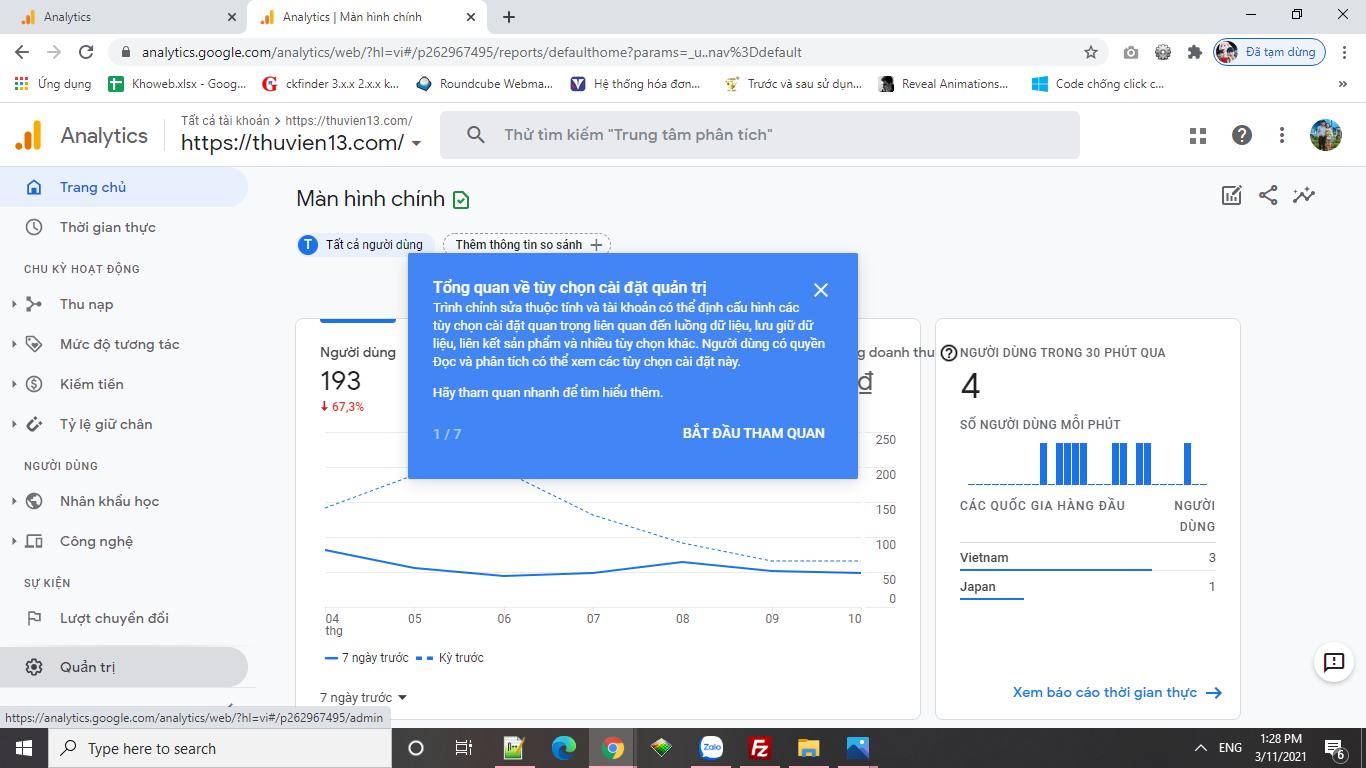 Google Analytics là gì 1
