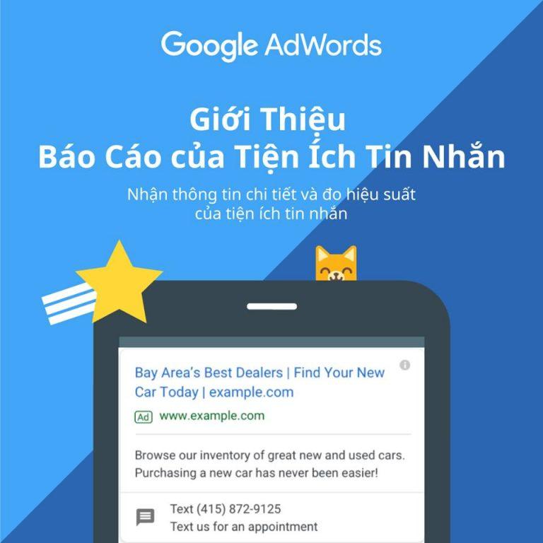 Giới thiệu giao diện sử dụng của Google ads 15