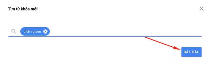 Hướng dẫn sự dụng google keyword planner 4