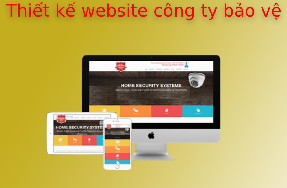 Tầm quang trọng của thiết kế website bảo vệ mang đến
