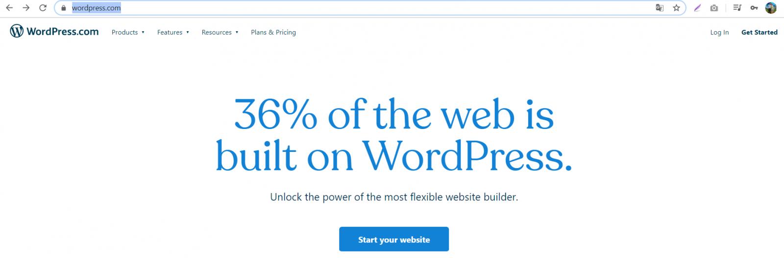 Tạo Blog với wordpress 1
