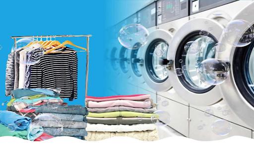 Thiết kế website dịch vụ giặt ủi đưa khách hàng đến với bạn