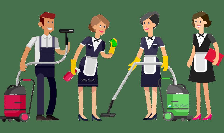 Thiết kế website dịch vụ vệ sinh đưa doanh nghiệp tới khách hàng