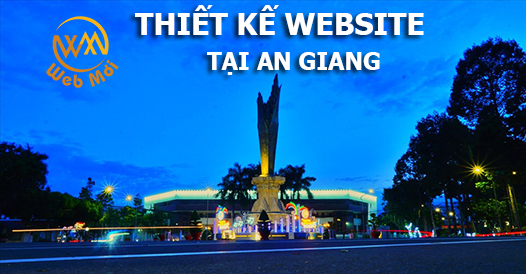 Thiết kế web tại An Giang chuẩn SEO