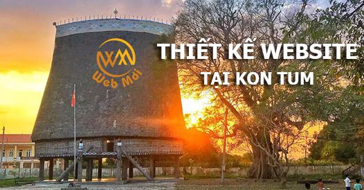 Thiết kế website tại Kon Tum chuẩn SEO