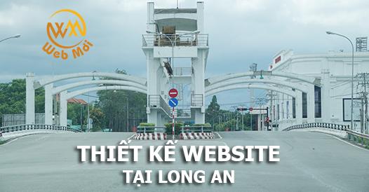 Thiết kế website tại Long An chuẩn SEO
