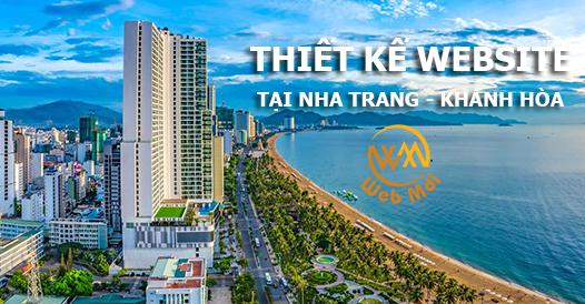Thiết kế website tại Nha Trang - Khánh Hòa