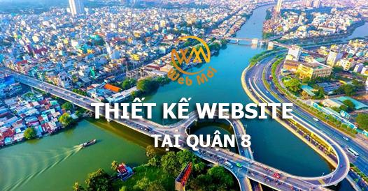 Thiết kế website tại quận 8 chuẩn SEO
