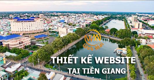 Thiết kế website tại Tiền Giang chuẩn Seo
